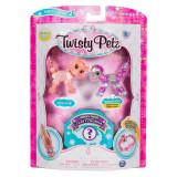 Cumpara ieftin Twisty Petz Set 3 Bratari Animalute Catel Tigru Si Surpriza