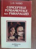 Concepte fundamentale ale psihanalizei- J. D. Nasio