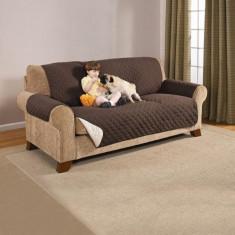 Husa de protectie pentru canapea Couch Coat, 2 fete. Lichidare de stoc