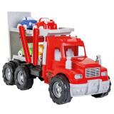 Cumpara ieftin Camion Pilsan Mak Transport Truck cu 4 masinute