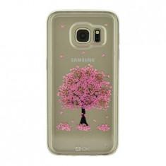 Carcasa spate transparenta Samsung Galaxy S7, protectie spate, bumper, BBL264