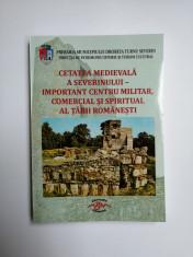 Cetatea medievala a Severinului, important centru militar, Craiova, 2019 foto