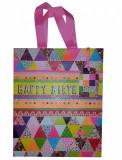Punga mare pentru cadouri - Happy Birthday   Glick