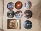 Lot CD 8 filme + 1 CD desene, DVD, Altele