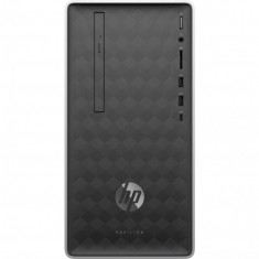 Resigilat: Calculator Hp Pavilion 590-P0001nq (Procesor Amd Ryzen 5 1600 (16m Cache, Up To 3.60 Ghz), Summit Ridge, 8gb, 1tb Hdd @7200rpm, Amd Radeon