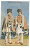 4469 - ETHNIC, Ciobani, Shepherd, Romania - old postcard - unused