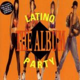 CD Latino Party – The Album (VG+)