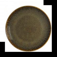 Farfurie din portelan, 17cm, adanca, Bonna Tierra, 0101409