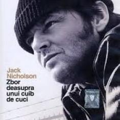 ZBOR DEASUPRA UNUI CUIB DE CUCI - FILME DE OSCAR - dvd, Romana