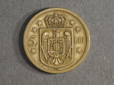 ROMANIA  5 LEI 1930  KN