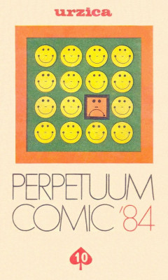 Perpetuum comic 84 foto