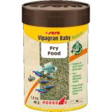 Sera Vipagran Baby 100ml 705, Hrana pesti mici granule 48gr