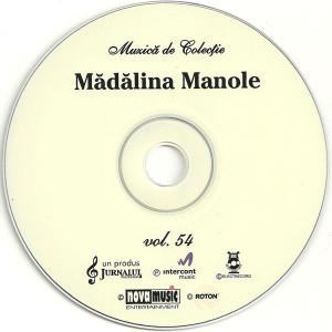 CD Mădălina Manole – Mădălina Manole, original