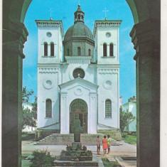 bnk cp Manastirea Bistrita ( Jud Valcea ) - Vedere - circulata