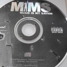 MIMS - MUSIC IS MY SAVIOR -   CD