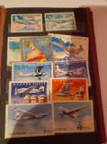Album cu timbre vechi