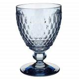 Pahar pentru vin rosu Boston Coloured Blue-242534