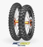 Cumpara ieftin Anvelopa cross enduro METZELER 80 100-21 TT 51M MC360 MID HARD