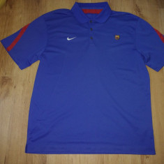 Tricou polo Nike Barcelona mărimea XL