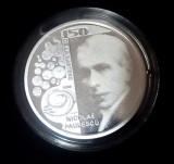 Cumpara ieftin Medalie argint Nicolae Paulescu 150 de ani de la nastere
