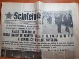 ziarul scanteia 4 iunie 1980-vizita lui tudor jivkov in romania