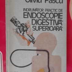 Indrumator Practic de Endoscopie Digestiva Superioara . OLIVIU PASCU