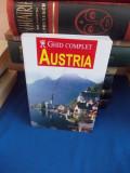 AUSTRIA * GHID COMPLET , AQUILA , 2007