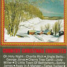 Caseta Country Christmas Favorites, originala