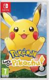 Pokemon Let S Go Pikachu Nintendo Switch