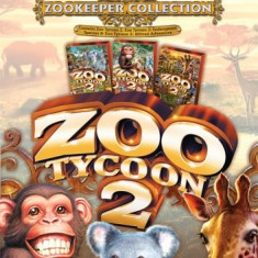 Zoo Tycoon 2 - Zookeeper Collection - PC [Second hand], Simulatoare, Toate varstele, Single player
