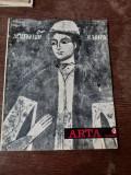 REVISTA ARTA PLASTICA NR.10/1966