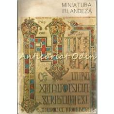 Miniatura Irlandeza - Virginia Cartianu - Tiraj: 9550 Exemplare