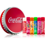 Lip Smacker Coca Cola Mix set cosmetice IV. (de buze)