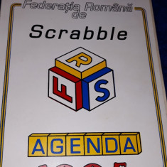 Federatia romana de scrabble - Agenda 1995