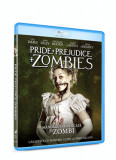 Mandrie, Prejudecata si Zombi / Pride and Prejudice and Zombies - BLU-RAY Mania Film, Sony