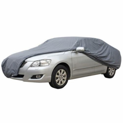 Prelata Auto Impermeabila Seat Altea RoGroup gri foto