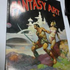 MASTERPIECES OF FANTASY ART - 1991 - album arta