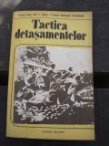 TACTICA DETASAMENTELOR - ION T. SOCOL
