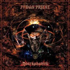 Judas Priest Nostradamus (2cd)