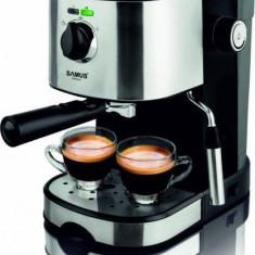 Espressor cafea Samus CREMOSO 850W 1.2L Negru