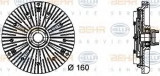 Vascocuplaj / Cupla ventilator radiator AUDI A4 (8D2, B5) (1994 - 2001) HELLA 8MV 376 732-031