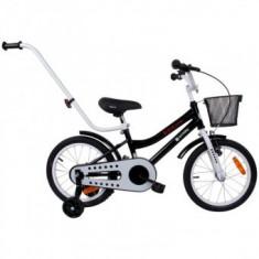 Bicicleta Sun Baby, BMX Junior 16, Negru