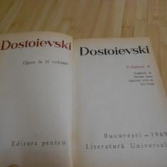 DOSTOIEVSKI--OPERE IN 11 VOLUME - VOL. 6 - 1969