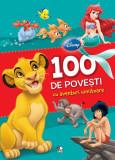 100 de povești cu aventuri uimitoare, Disney
