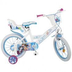 Bicicleta Frozen 16 inch