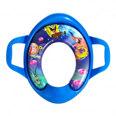Reductor toaleta pentru copii Sponge Bob, 28 x 35 cm