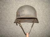 Casca militara germana originala/M'35/WW II/nazi/militaria/decor/al 3-lea Reich