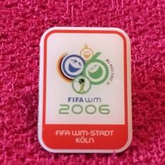 Insigna fotbal - Campionatul Mondial GERMANIA 2006
