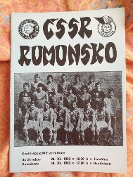 Cehoslovacia-Romania foto