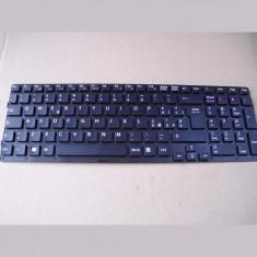 Tastatura laptop second hand Sony VPC-EB BLACK (without frame) Layout Italia